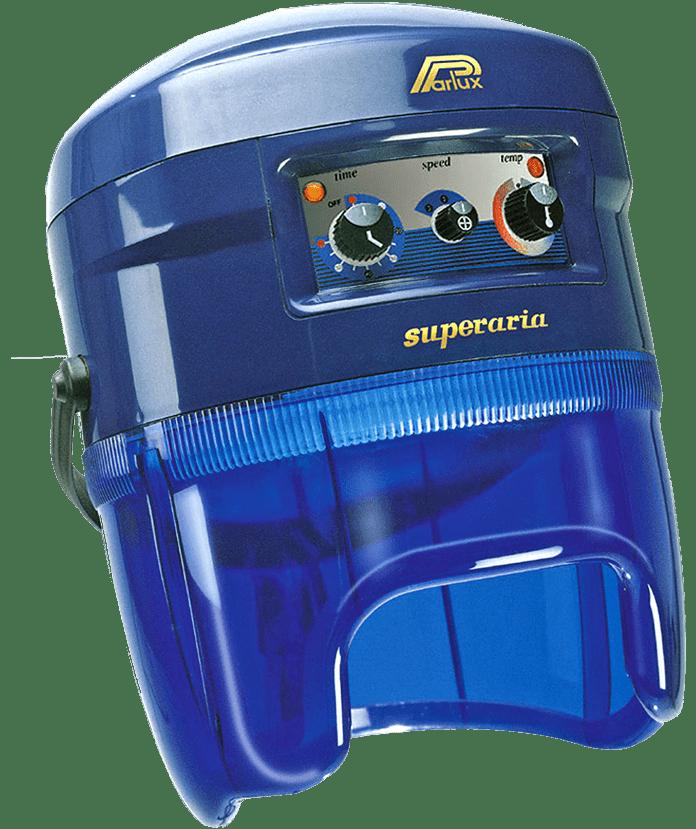 casco superaria standard blu anteprima