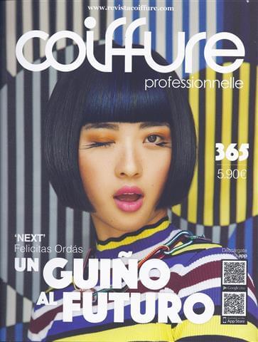 COIFFURE PROFESSIONELLE 365 copertina