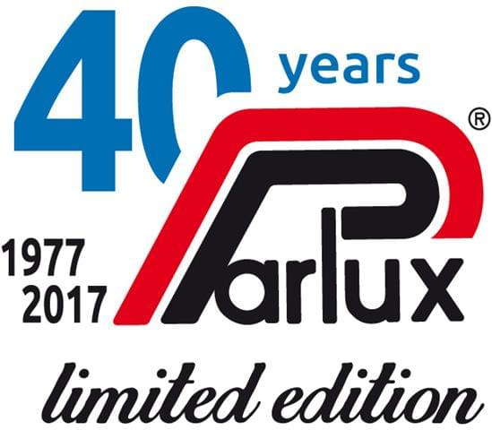 Logo Parlux 40 anni limited v161213