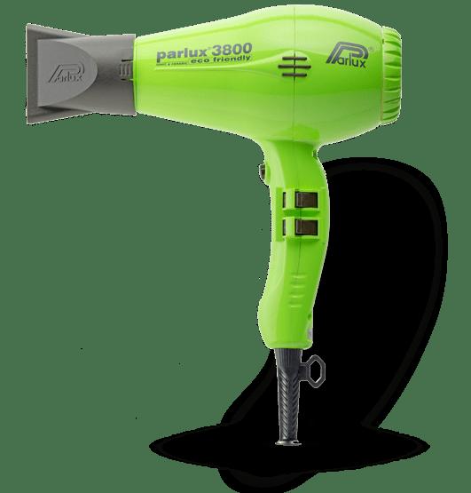 parlux 3800 verde