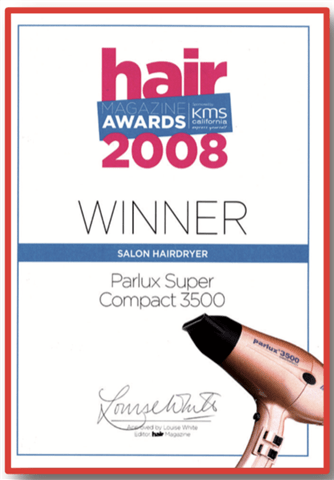 UK 2008 - PARLUX 3500 SUPERCOMPACT