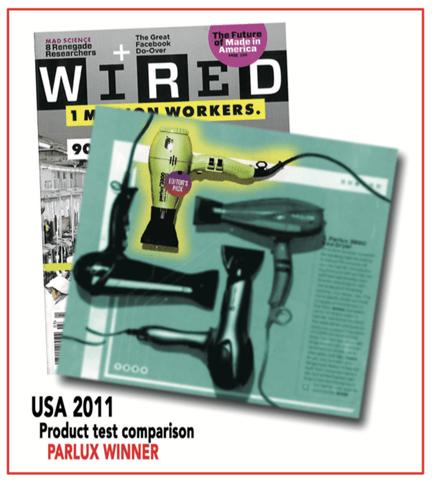 USA 2011 - PARLUX 3800