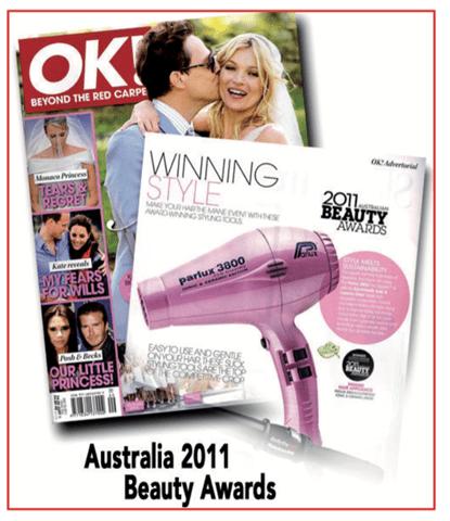 AUSTRALIA 2011 - PARLUX 3800
