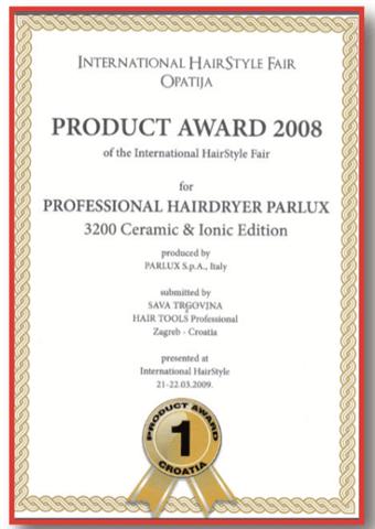 croazia 2008 - Parlux 3200 I&C