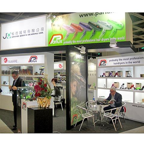 Lo stand PARLUX a Cosmoprof Asia 2011.jpg