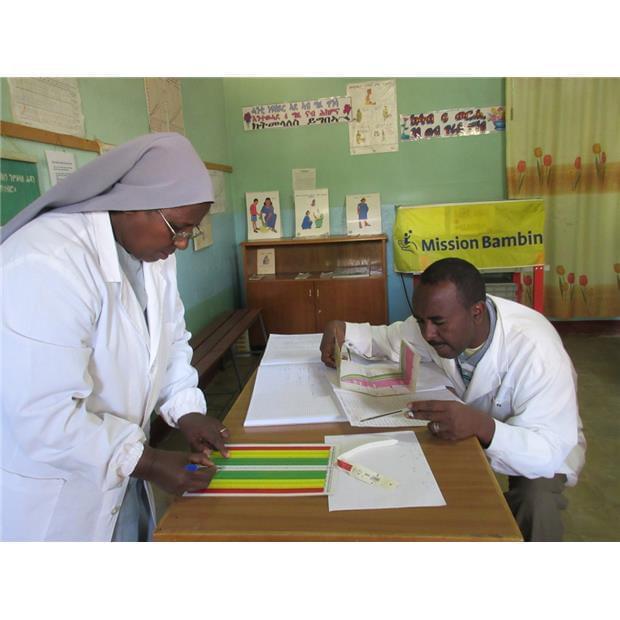 valutazione del livello di malnutrizione